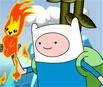 Hora de Aventura: O Caos Incendiário de Flambo