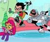 Jovens Titans: Housebroken Hero