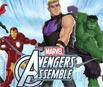 Avengers Assemble - Avengers Tower Rush