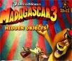 Madagascar 3: Caçar Objetos