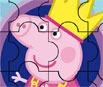 Quebra Cabeça da Peppa Pig
