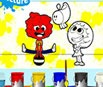 Jelly Jamm Para Colorir