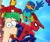 Phineas e Ferb Missão Marvel: Heróis de Danville