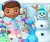 Doutora Brinquedos: Rodando Bolas de Neve