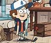 Gravity Falls: Golfe com Tralha do Sótão