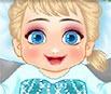Frozen: Cuidar de Bebê