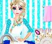 Lavar Louça e Secar com Elsa