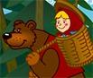 Masha e o Urso: Tabuada de Adição e Subtração