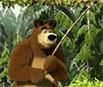 Masha e o Urso: Pescaria