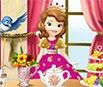 Princesa Sofia: Festa do Chá