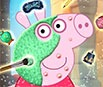 Peppa Pig: Limpeza de Pele