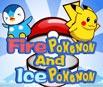 Fire Pokemon And Ice Pokemon