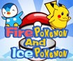 Fire Pokemon And Ice Pokemon
