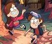Quebra-Cabeça Gravity Falls