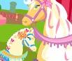 Barbie Horse Barn